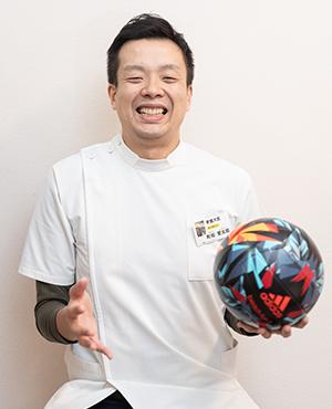 院長 町田 晋太郎(足の専門家)