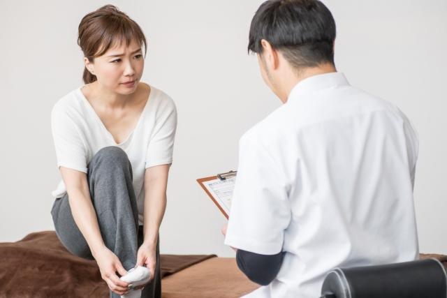 包帯や注射では根本改善は難しい!?拇趾(ぼし)種子骨障害について
