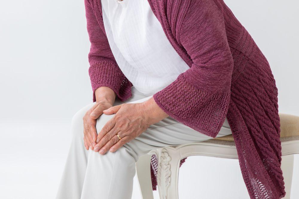 変形性膝関節症、あなたの膝改善するかもしれません。