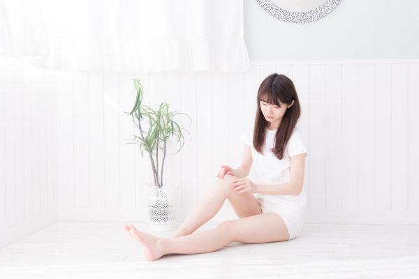 脚のむくみの解消法と簡単セルフケア