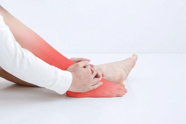 捻挫の後に残る痛み・・・足根洞症候群かも!?